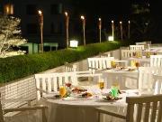 California Restaurant Terrace