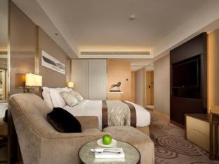 Royal Garden Hotel هونج كونج - غرفة الضيوف