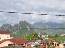Vang Vieng Boutique Hotel: exterior