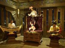 Bagan King Hotel: restaurant