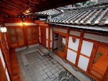 Hue N Hue Hanok Guesthouse: interior
