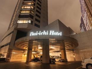Dai-Ichi Hotel Tokyo Seafort Tokyo - Entrance