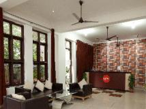 OYO Rooms - Noida City Centre Hotel: reception