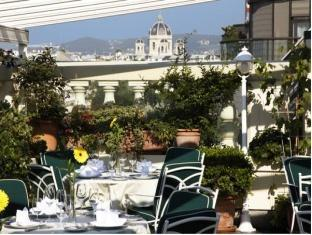 Grand Hotel Wien Vienna - Terrace