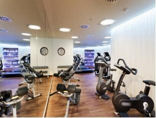 Grand Hotel Wien Vienna - Fitness Room