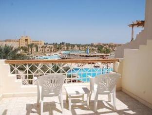 Premium Blue Lagoon Resort Hurghada - Balcony/Terrace