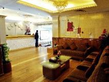 Dubai Nova Hotel: lobby