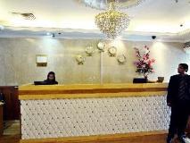 Dubai Nova Hotel: reception