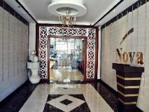Dubai Nova Hotel: pub/lounge