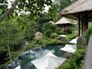 Maya Ubud Resort and Spa Bali - Riverside Cafe