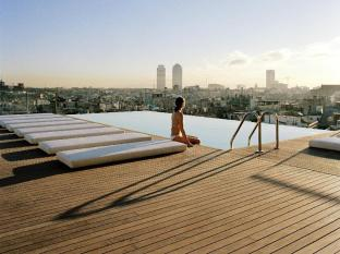 Grand Hotel Central Barcelona - Swimming Pool