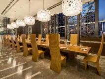 L'Hotel Nina et Convention Centre: restaurant