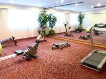 Golden Crown China Hotel: fitness room