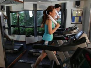 Grand Diamond Suites Hotel Bangkok - Fitnessraum