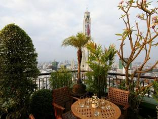Grand Diamond Suites Hotel Bangkok - Balkon/Terrasse