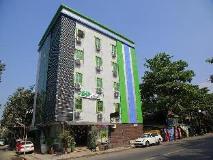 International City Hotel: exterior