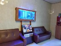 Olive Hotel: interior