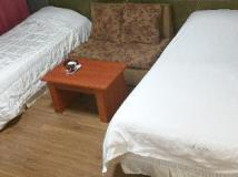 Olive Hotel: guest room