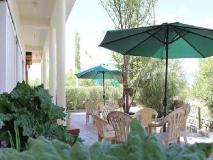 Hotel Mahay Palace: garden