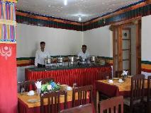 Hotel Mahay Palace: restaurant