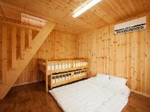 Namu Pension: guest room