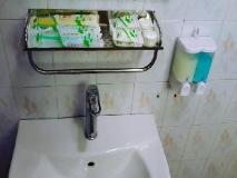 Mandalar May Hotel: bathroom