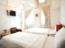 Bridal Tea House To Kwa Wan Cruise Terminal Hotel: guest room
