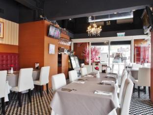 Bridal Tea House To Kwa Wan Cruise Terminal Hotel Hong Kong - Restaurant