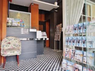 Bridal Tea House To Kwa Wan Cruise Terminal Hotel Hong Kong - Reception