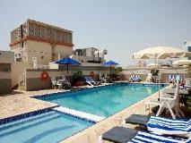 Rose Garden Hotel Apartments Bur Dubai: swimming pool