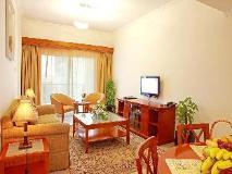 Rose Garden Hotel Apartments Bur Dubai: guest room
