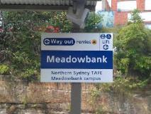 Metro Inn Ryde: nearby transport