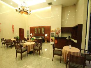 Eversunshine All Suites Hotel Shanghai - Restaurant