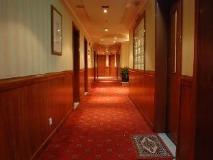 York International Hotel: interior