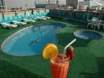 York International Hotel: swimming pool