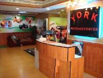 York International Hotel: spa