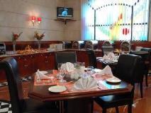 York International Hotel: restaurant