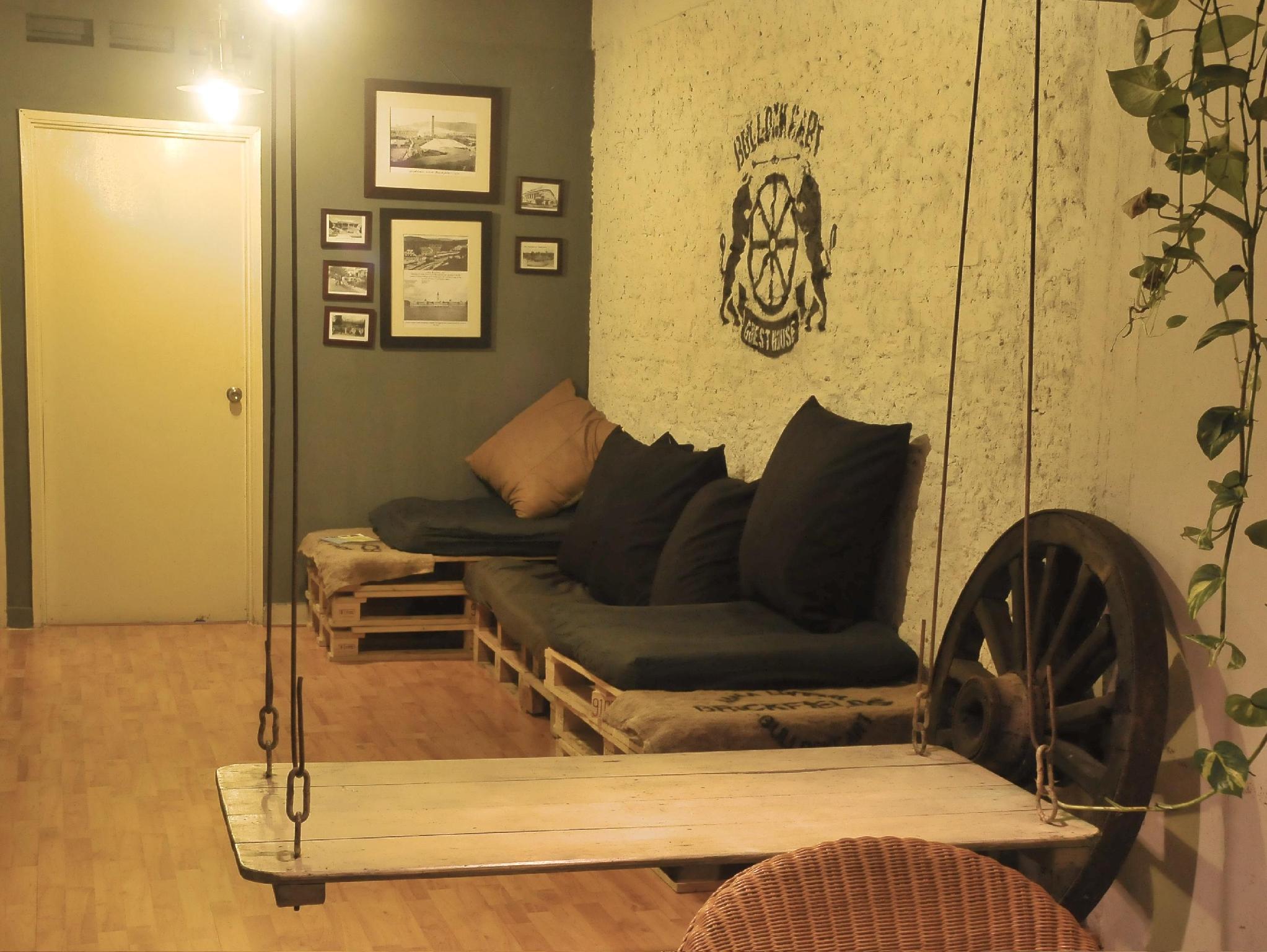 ブルロックカート ゲストハウス15