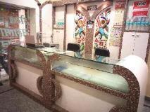 Hotel Mahatma Inn: reception
