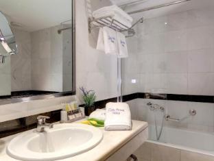 Polis Grand Hotel Athen - Badezimmer