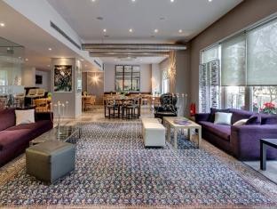 Polis Grand Hotel Athens - main lobby lever