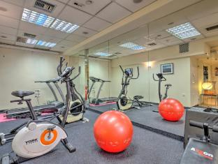 Polis Grand Hotel Athen - Fitnessraum