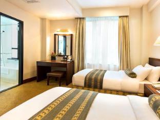 Shamrock Hotel Hongkong - soba za goste