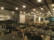 The Cloud Hotel: restaurant