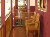 Motel Album: balcony/terrace