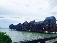 Water Chalet Suite at Langkawi Lagoon Resort Malaysia