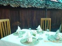 Little Samkar Lodge: restaurant