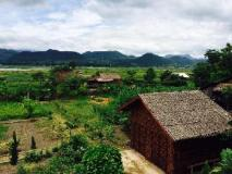 Little Samkar Lodge: view
