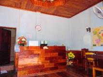 Kongkham Guest House: reception