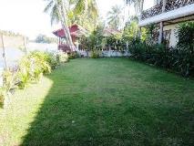 Sengahloune Villa: garden